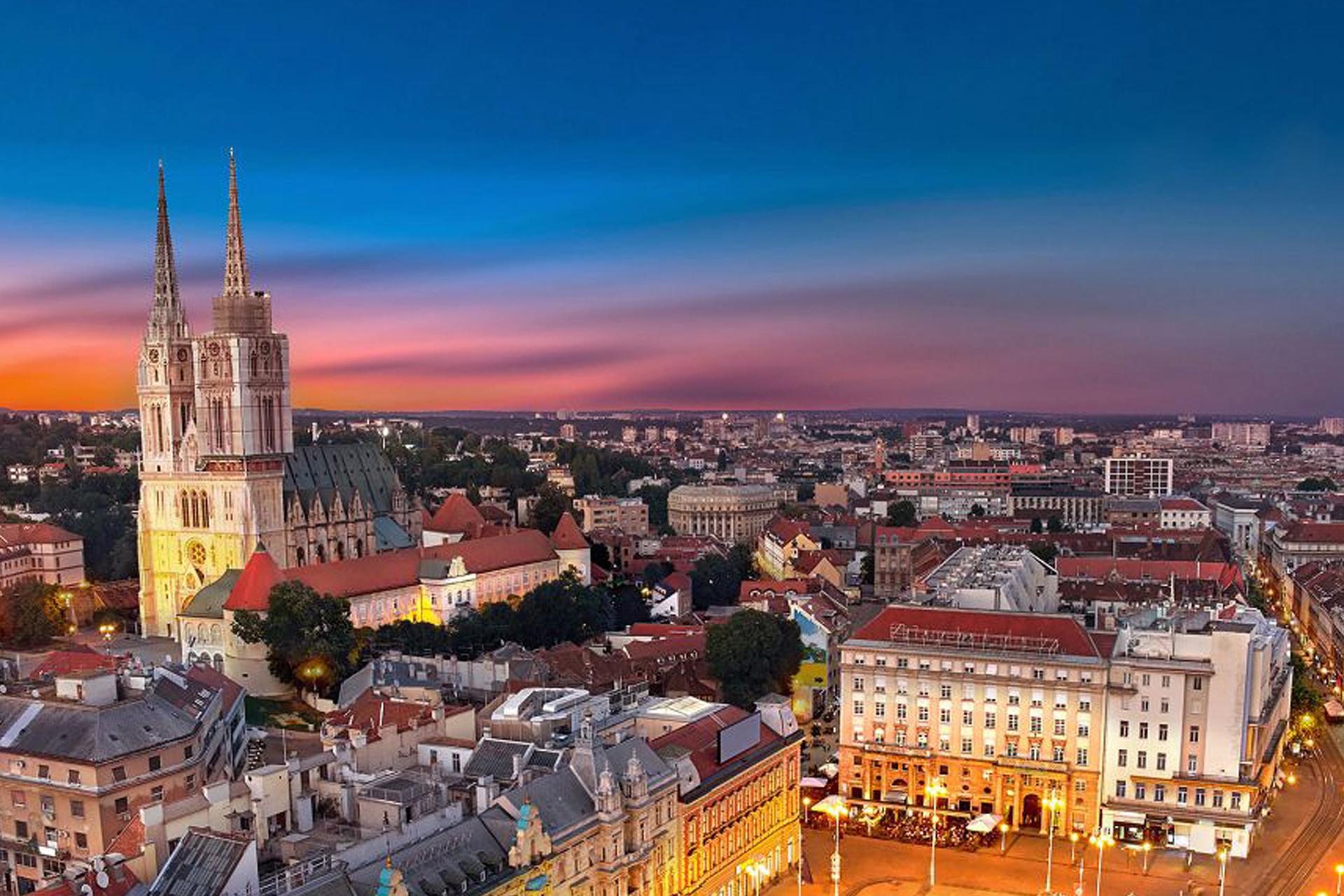 Wasserzähler und Auslesesysteme für Zagreb